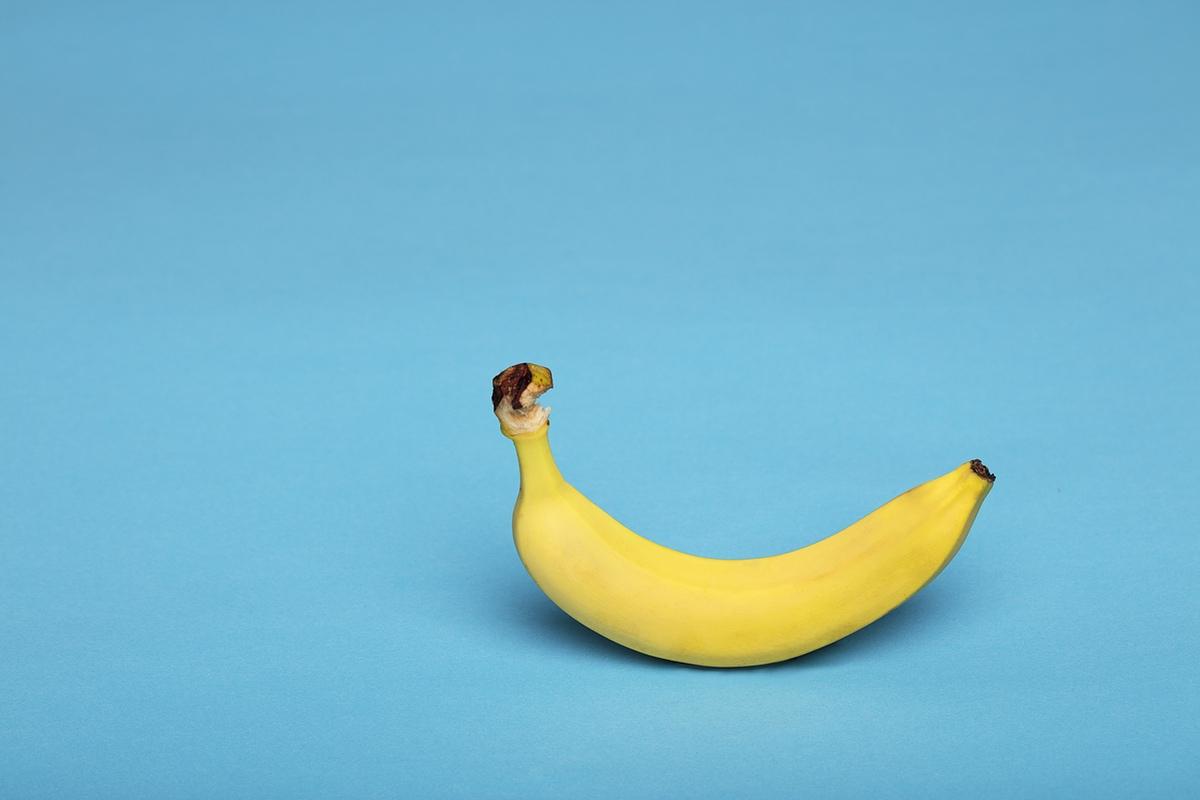 Banana enlargement penis