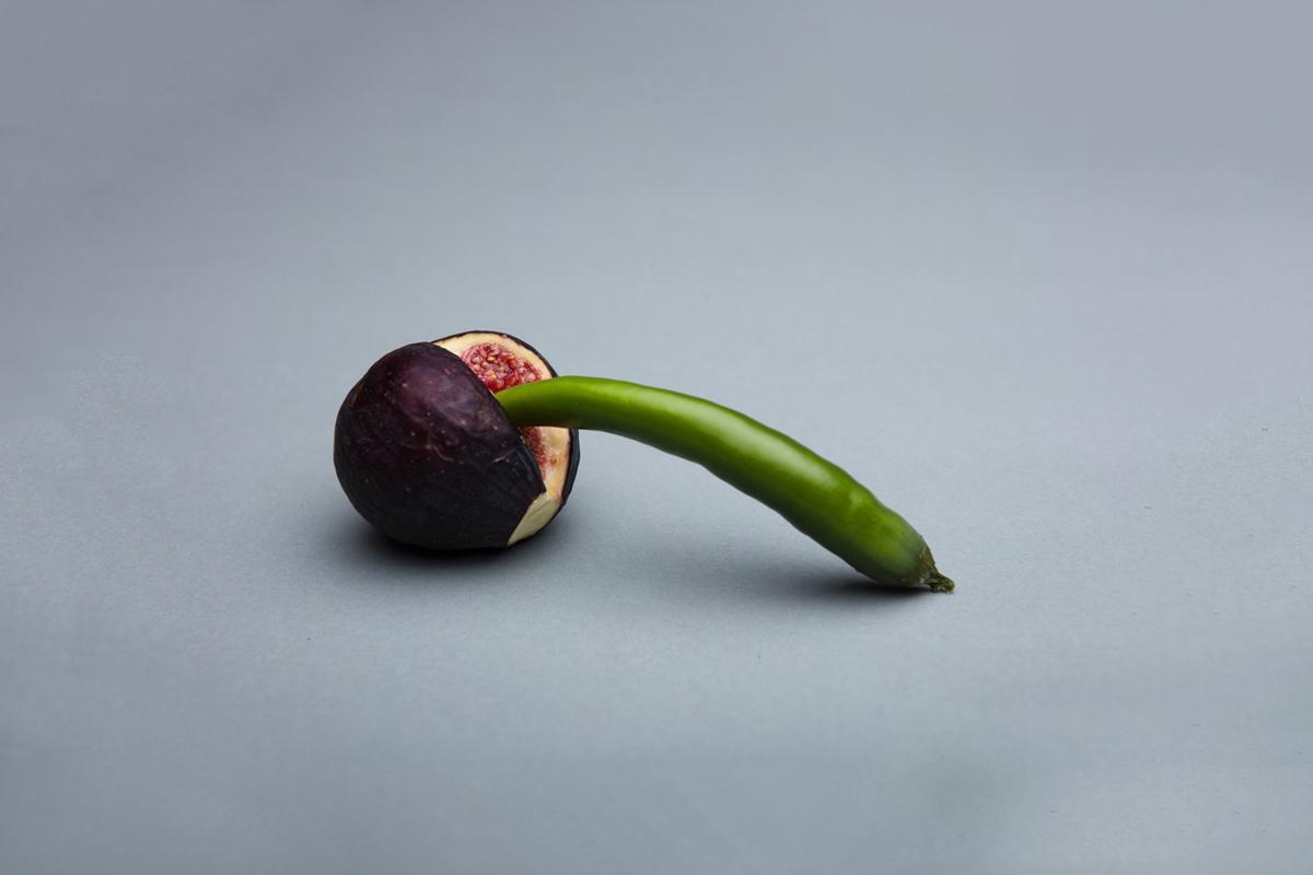 Pepper penis sex