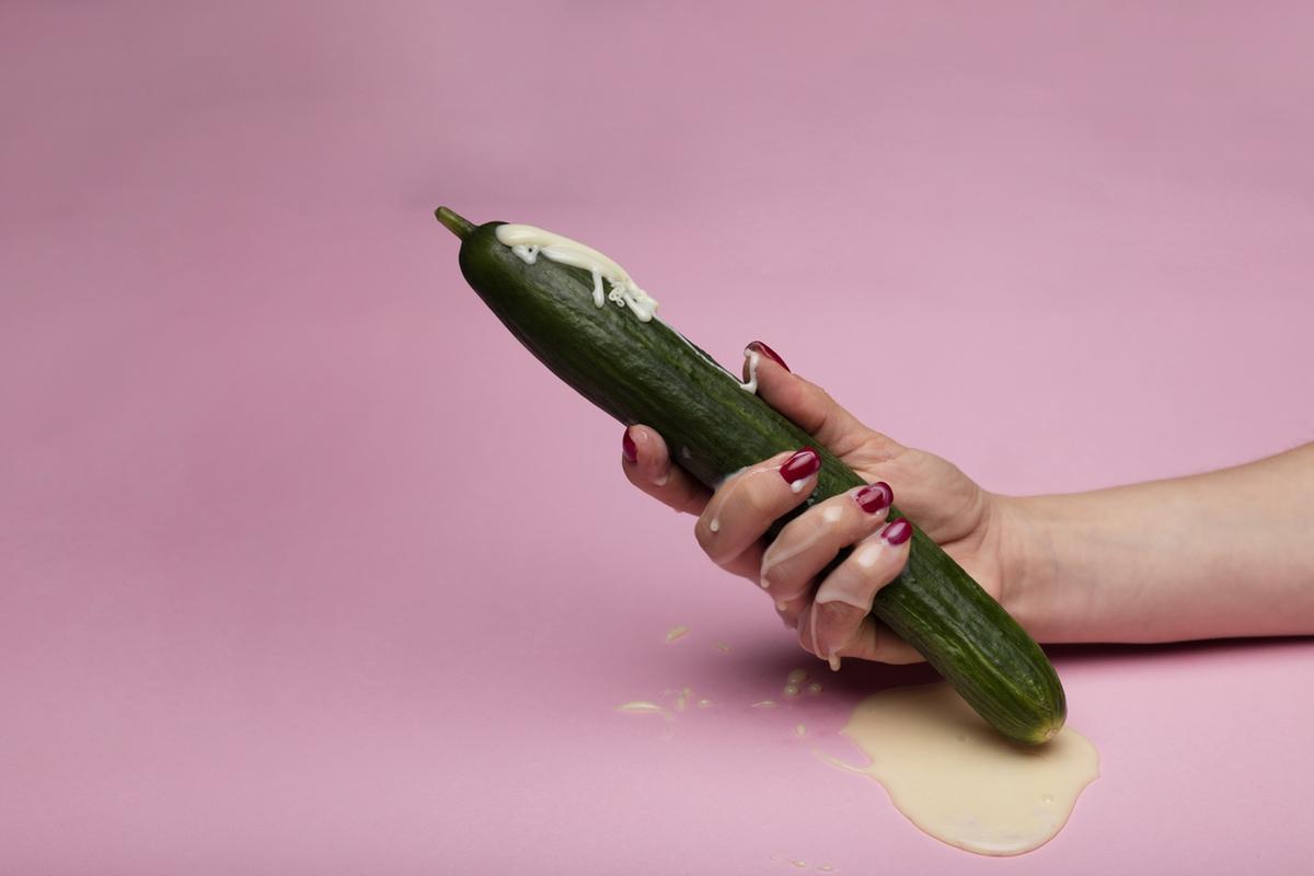 creamy cucumber sexy