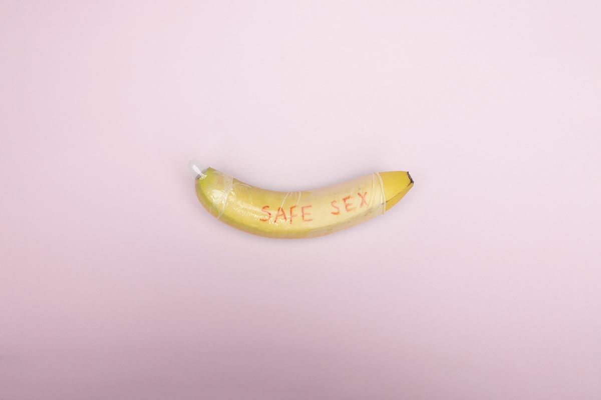 safe sex banana health