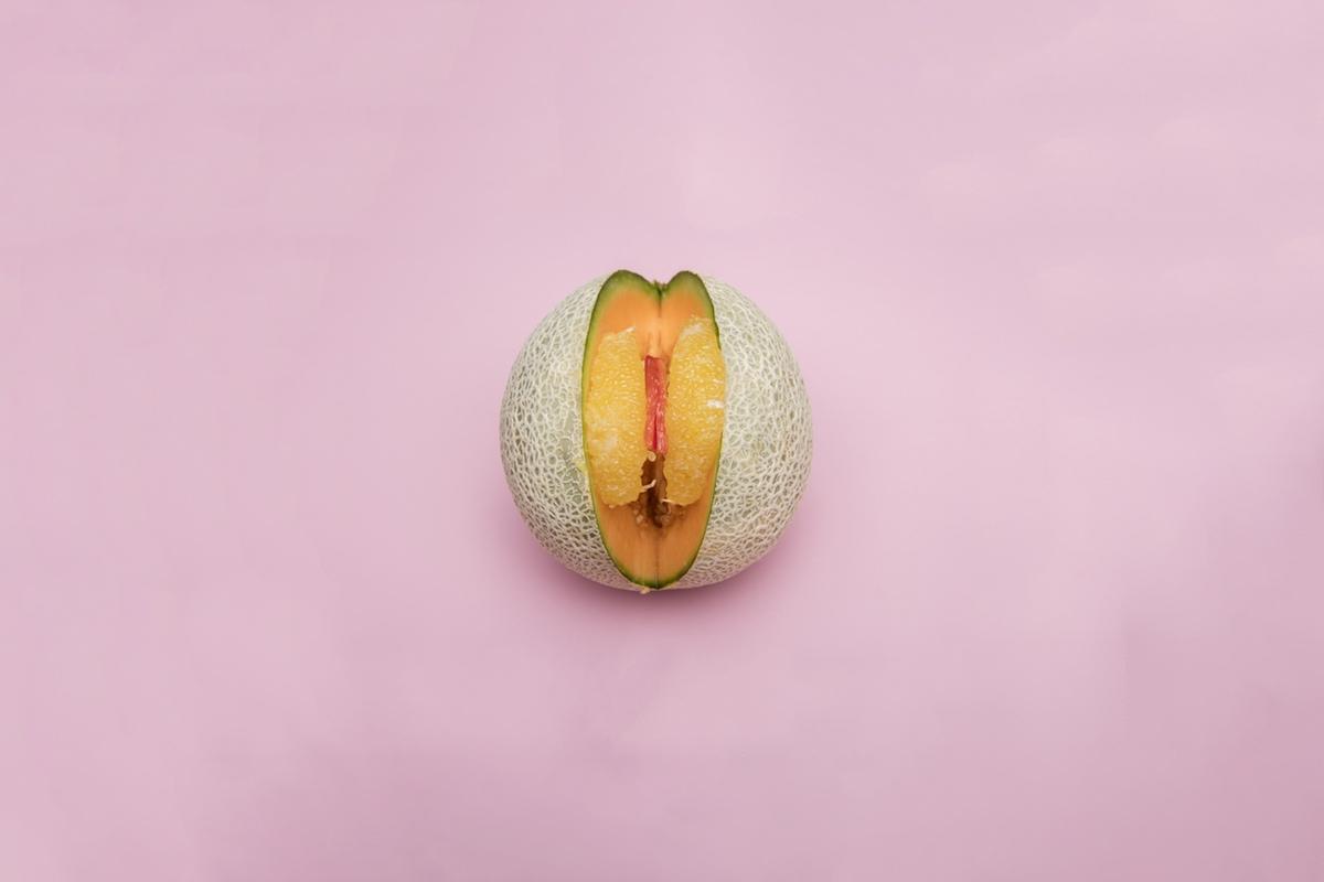 vagina health melon pussy